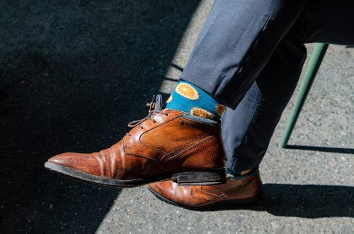 chaussettes homme fantaisie